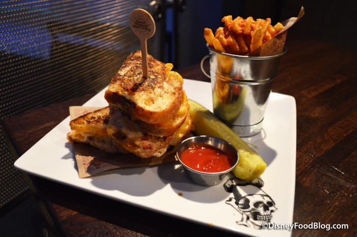 Pimento Grilled Cheese
