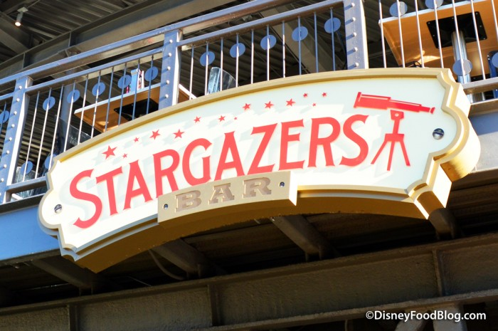 Stargazer Lounge Sign