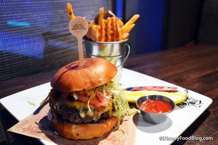 Prime Time American Kobe Burger