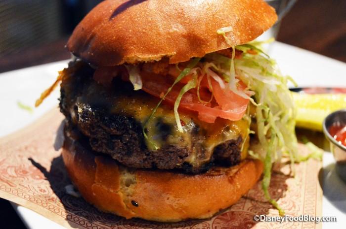 Prime Time American Kobe Burger -- Closer