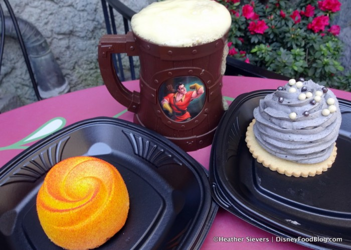 Desserts and Brew