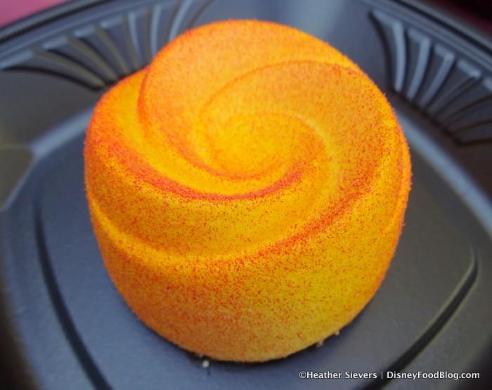 Lemon Rose Cake