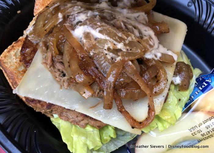 Beast Burger -- Inside