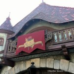 New DFB Video: Red Rose Taverne Opens in Disneyland