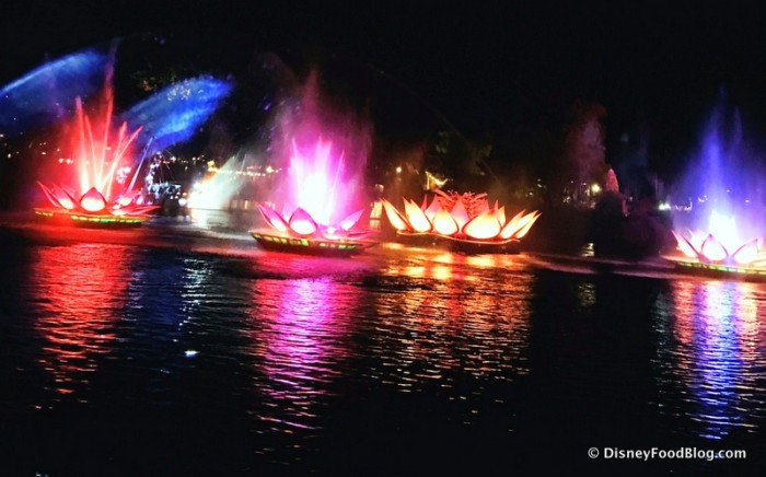 Rivers of Light Lotus Flowers