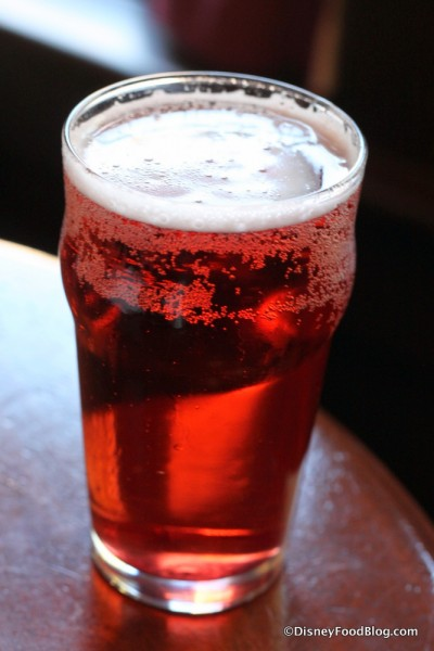 Rose and Crown Cider and Black