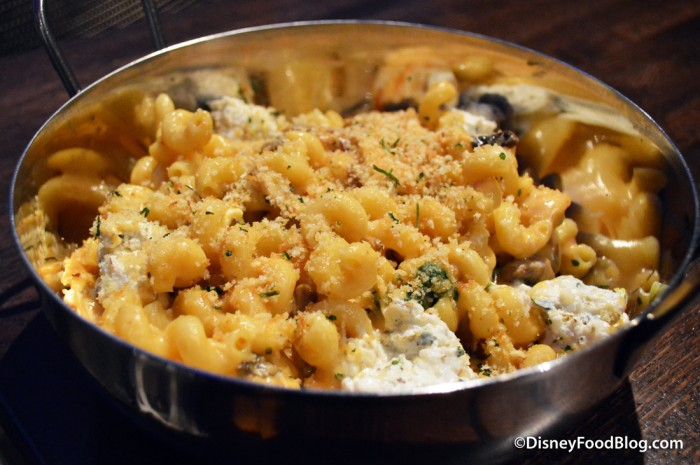 Six Cheese Chicken Macaroni and Cheese