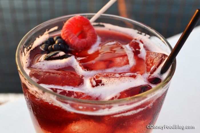Southern Sangria -- Up Close