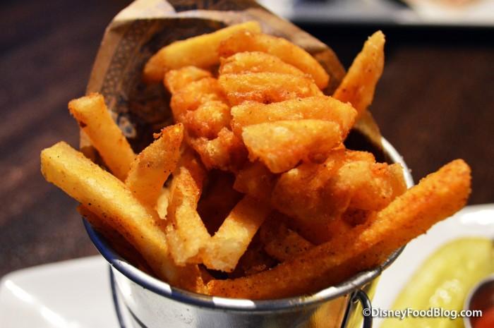 Triple Fries