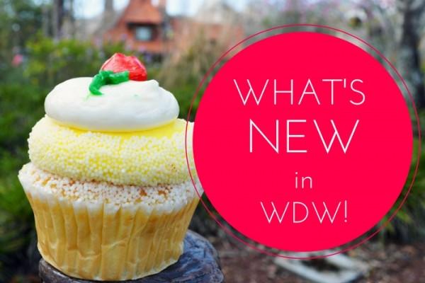 What's New Around Walt Disney World: March 29th, 2017