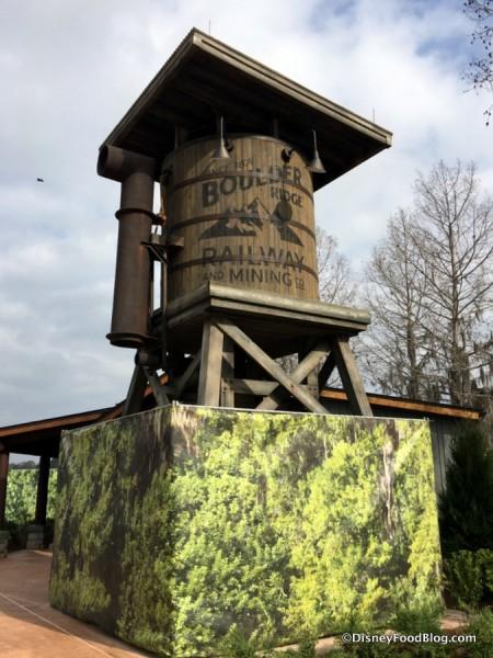 Boulder Ridge Water Tower