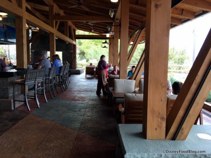 Geyser Point Bar & Grill