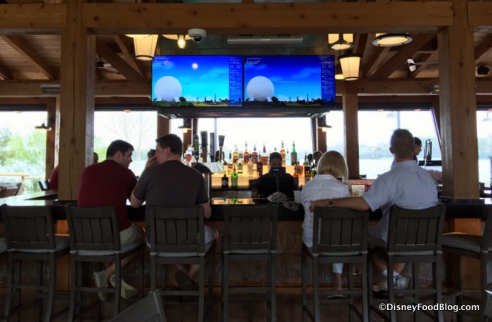 Geyser Point Bar & Grill