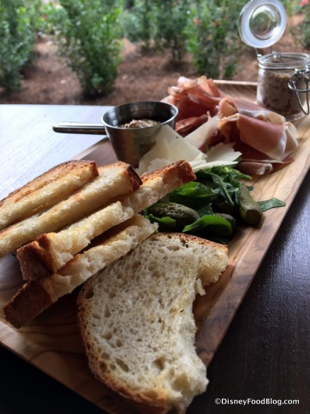 Handcrafted Charcuterie