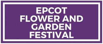 epcot flower and garden