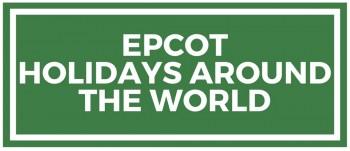 epcot holidays