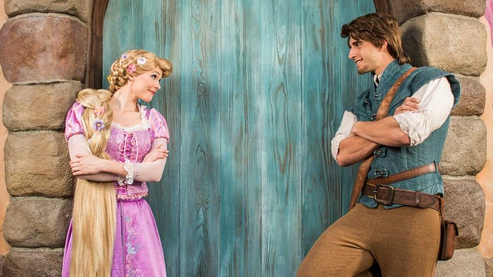 Rapunzel and Flynn Rider will be part of the new character breakfast  ©Disney