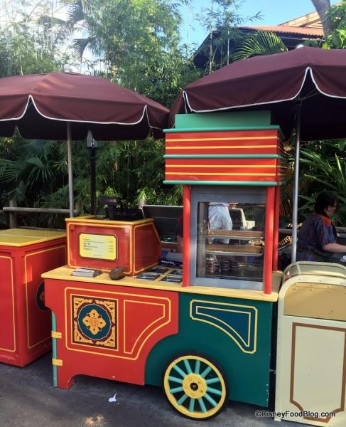 Adventureland Wagon