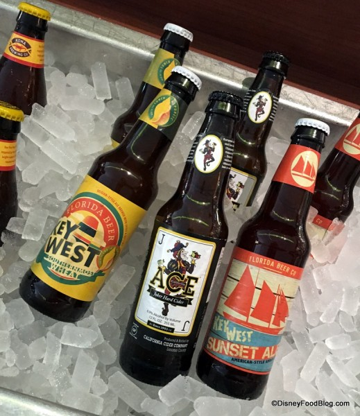 Beer and Hard Cider