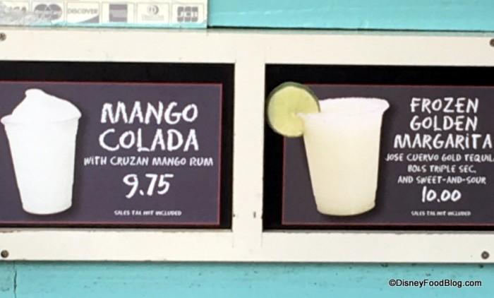 Anaheim Produce Specialty Drinks