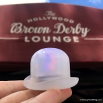 News and Review: Hollywood Brown Derby TINY HAT Glowcubes!