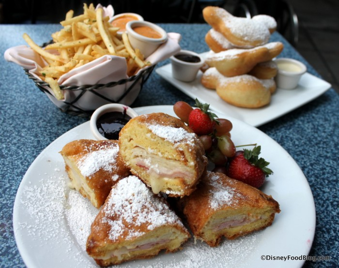 Cafe Orleans Feast