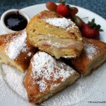 Try a Thanksgiving Monte Cristo on November 22nd at Disneyland's Cafe Orleans