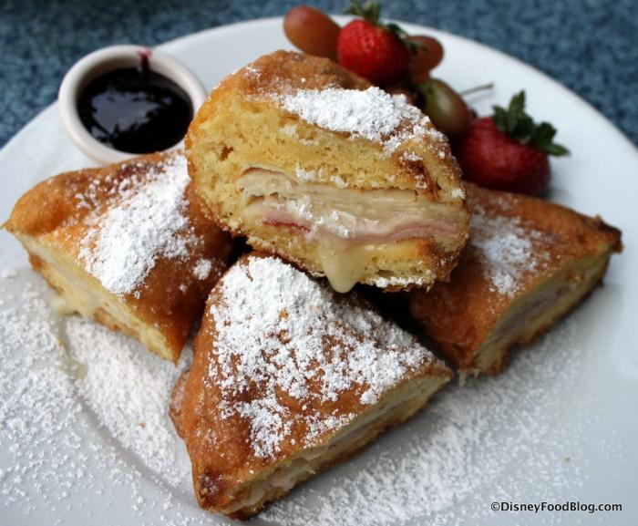 Cafe Orleans Monte Cristo Sandwich