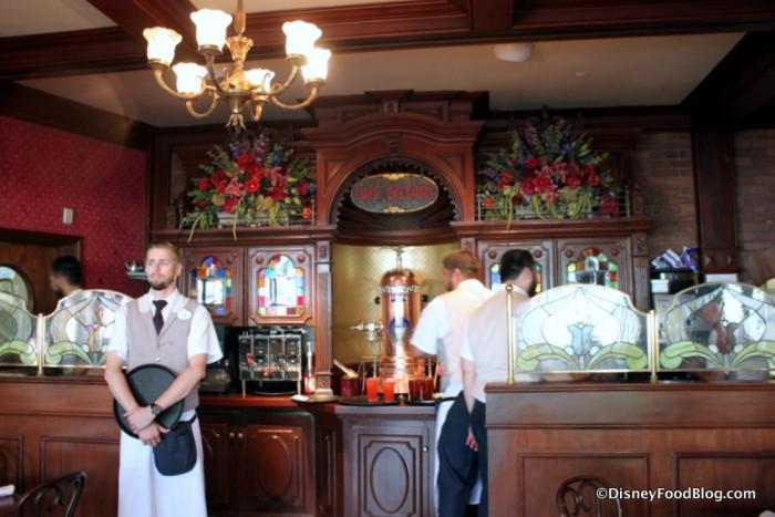Cafe Orleans Details