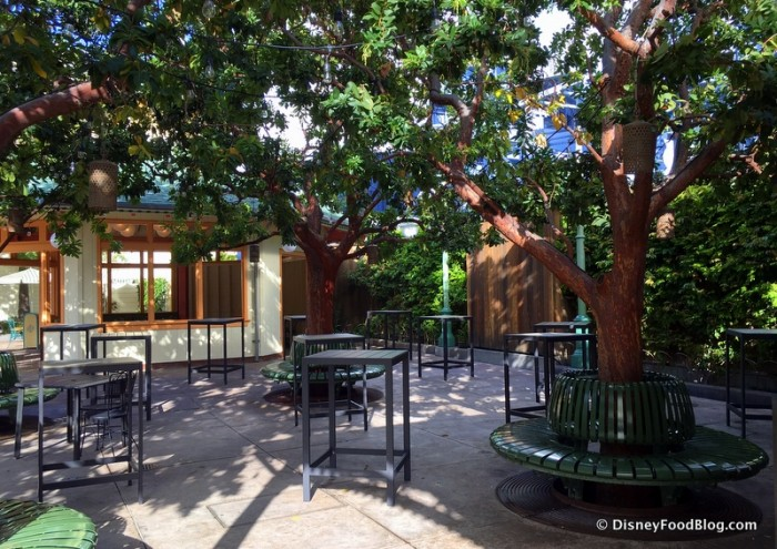 Disney California Adventure Food and Wine Festival 17_-009 Festival Beer Garden