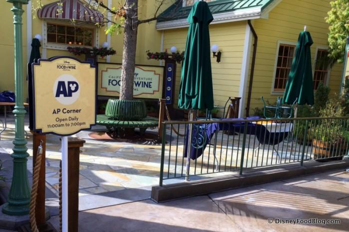 AP Corner