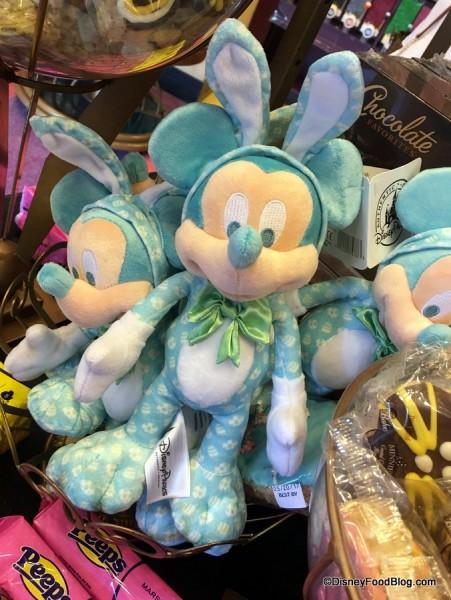 Spring Mickey