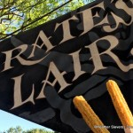 Review: Gold-Dusted Treats and MORE Pirates 50th Anniversary Eats in Disneyland!
