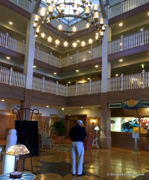 Resort Lobby