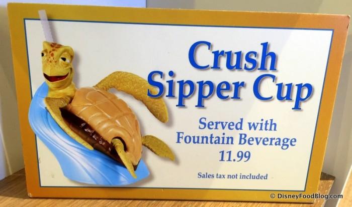 Crush Sipper
