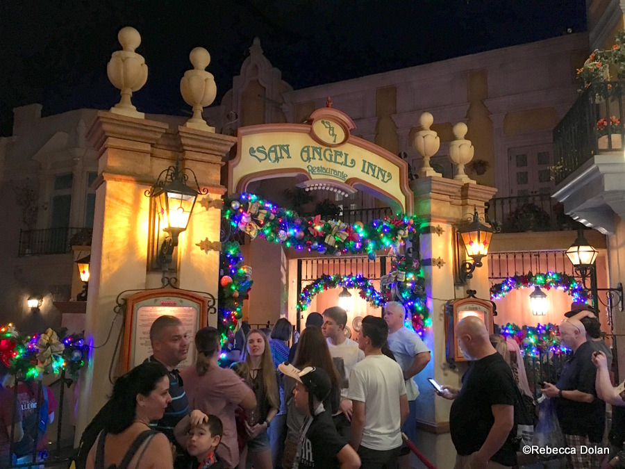 Guest Review San Angel Inn At Epcot S Mexico Pavilion