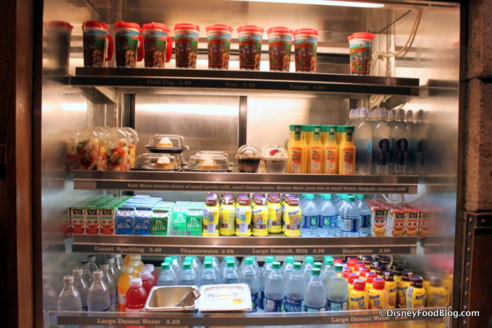 Grab and Go Drinks and Sides