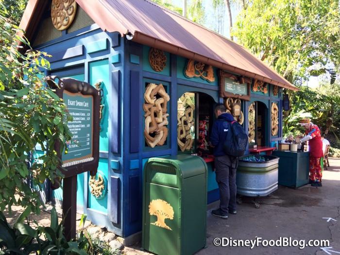 Eight Spoon Cafe Kiosk