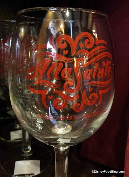 Alla Salute Wineglass