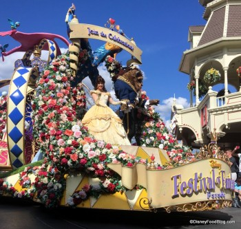 Magic Kingdom Festival of Fantasy Parade (2)