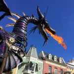 Maleficent Dragon Returns to Disney World's Festival of Fantasy Parade in Magic Kingdom!