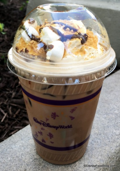 Mission to S'mores Latte