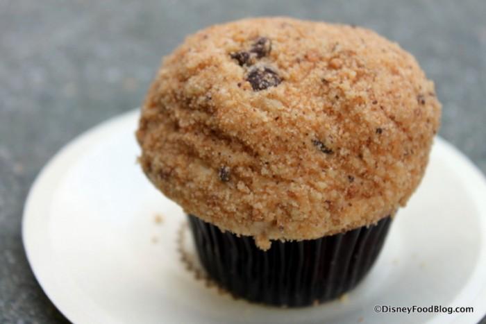 Cookie Cupcake -- Up Close