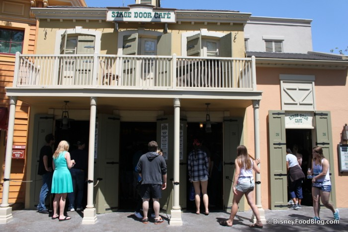 Stage Door Cafe