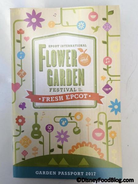 2017 Flower and Garden Festival Passport