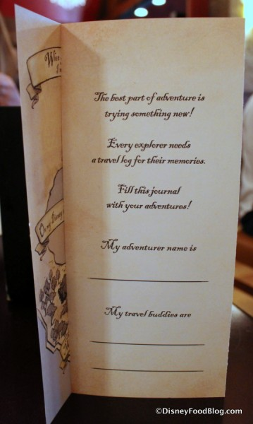 Bon Voyage Adventure Journal