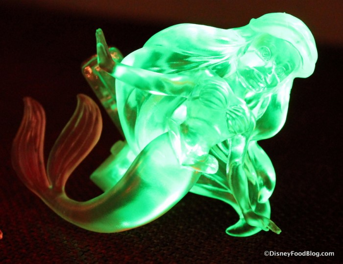 Little Mermaid Clip-on Light