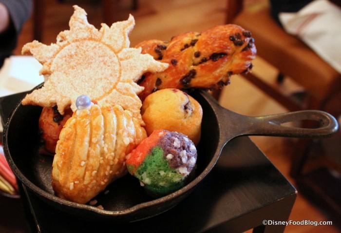 Pastry assortment