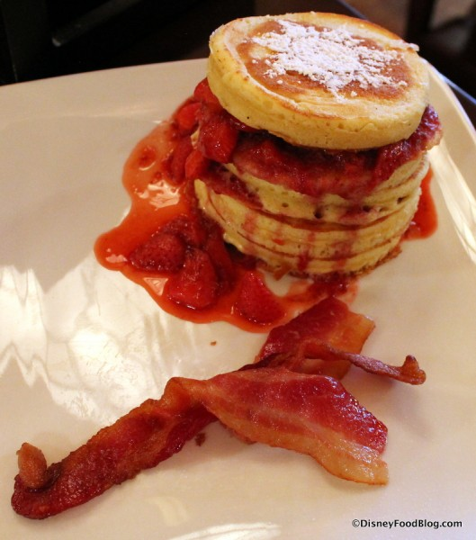 Tower of Pancakes and Bacon
