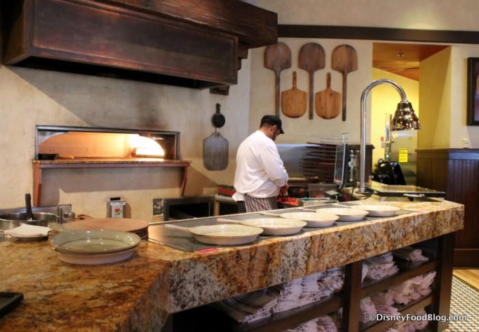 Exhibition Kitchen